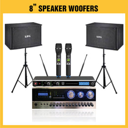 600 Watt Karaoke Package