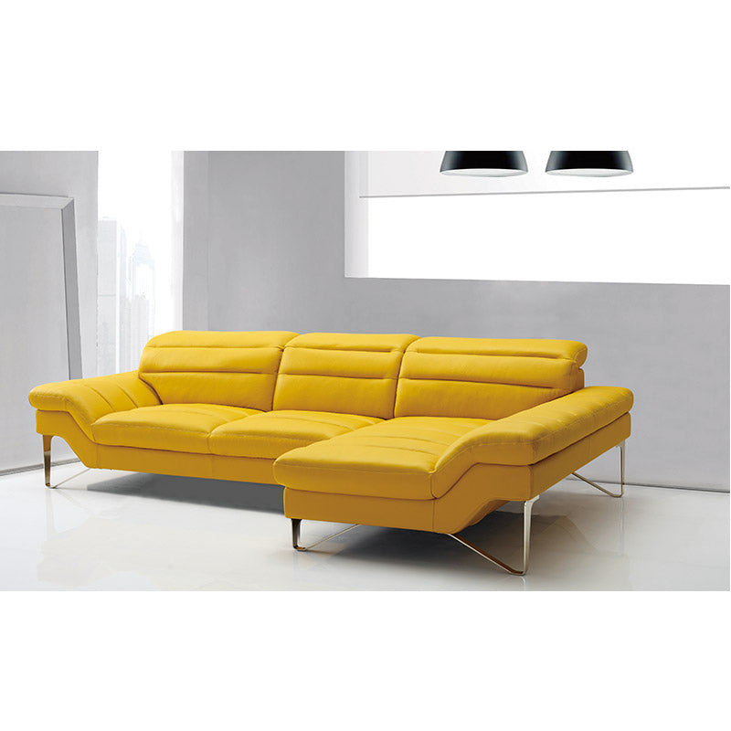 12994B Italian Leather Sofa Sectional