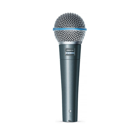 Shure QLX-D Digital Wireless System with Beta 87A Condenser Microphone  Band G50
