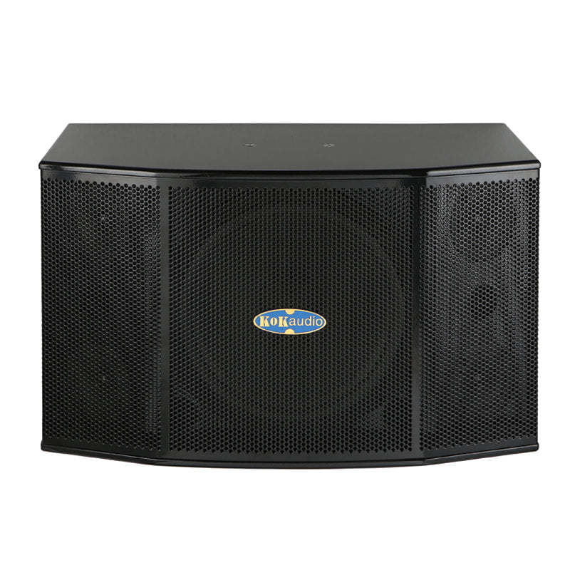 KOK Audio DS-312 1600 Watt Karaoke Speaker - Isingtec
