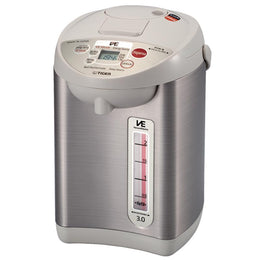 Tiger PVW-B VE Stainless Electric Steel Water Boiler And Warmer, 101oz