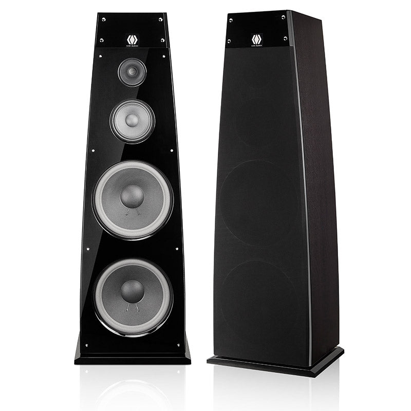"KOK Audio KF-1510 Double 10"" Woofer 3000W Karaoke Speaker - Isingtec"