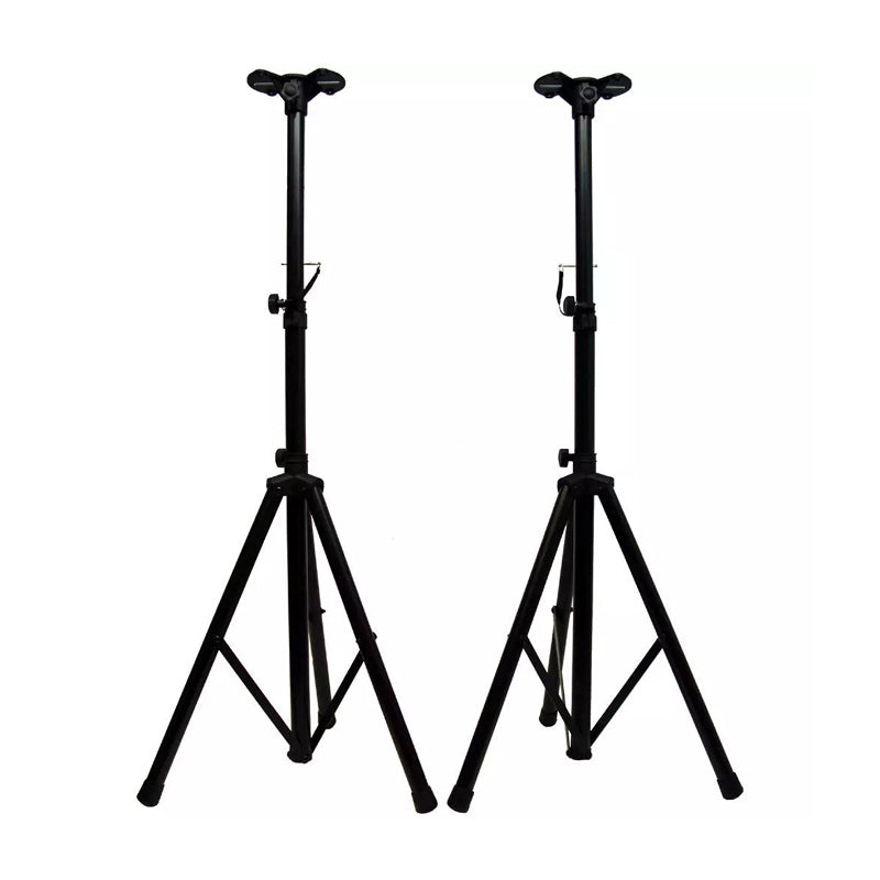KOK Audio PT-120D (Pair) Tripod Speaker stand with Mound Holder - Isingtec