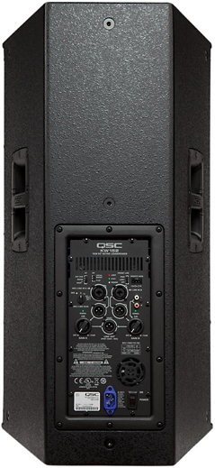 "QSC KW152 Active Loudspeaker 1000 Watt 15"" 2 Way - Isingtec"