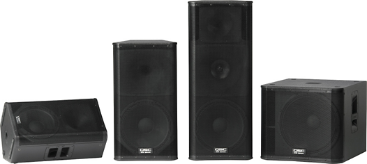 "QSC KW181 18"" Powered Subwoofer - Isingtec"