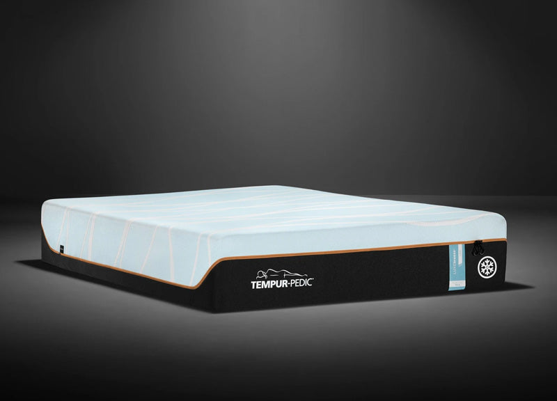 "Tempur-Pedic TEMPUR-breeze° 8° Cooler - 13"" Firm (LUXEbreeze) Mattress - Isingtec"