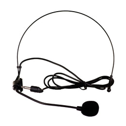 Queenfx M-309 Headset, Rechargeable, Wireless Dynamic Microphone (Sold In-Store only)