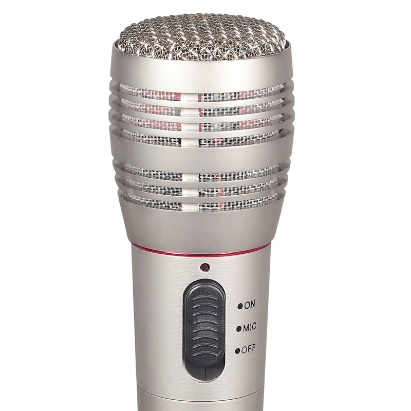 Queenfx 310 Wireless Dynamic Microphone (Sold In-Store only) - Isingtec