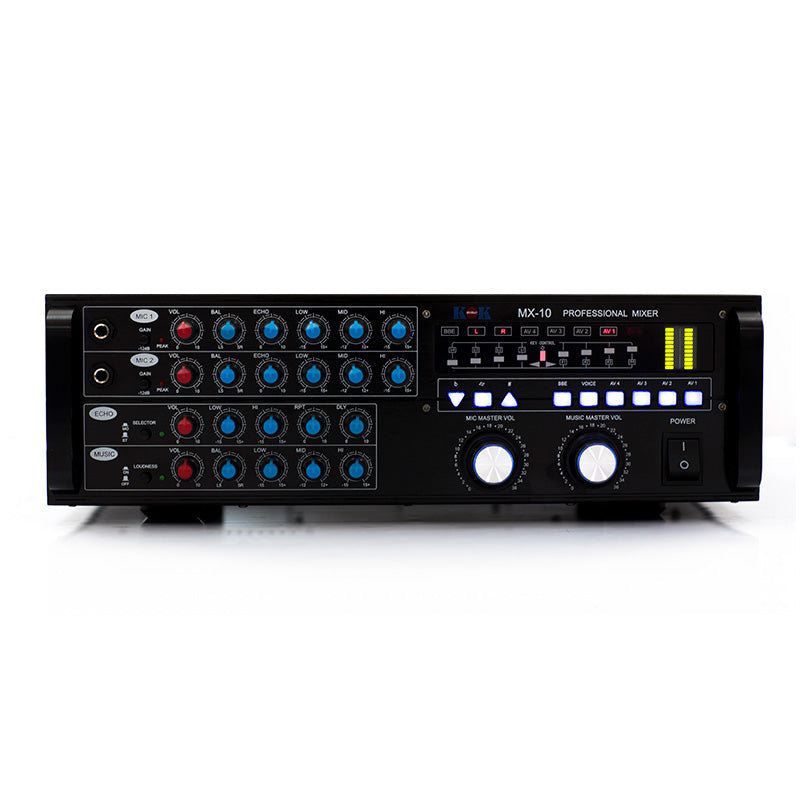 KOK Audio MX-10 Karaoke Mixer - Isingtec