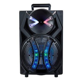 Queenfx 108 Bluetooth, Rechargeable Speaker 8x1 woofer (Sold In-Store Only)