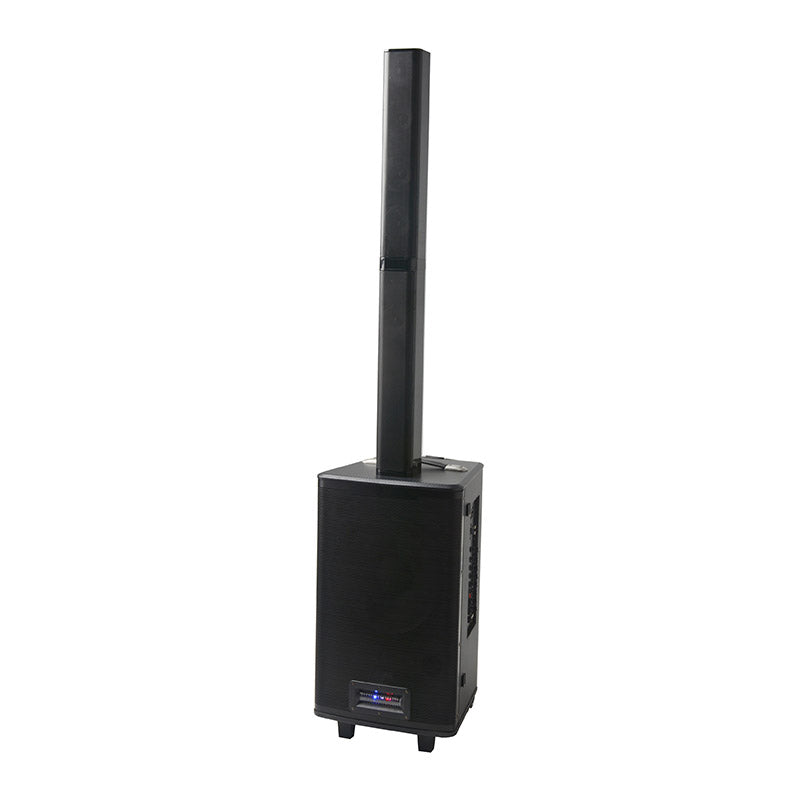"Queenfx 125 TWIST BLuetooth, Wireless Mic, Karaoke Speaker 2x12"" woofer (Sold In-Store Only) - Isingtec"