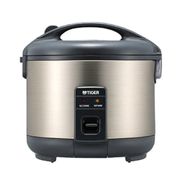 Tiger JNP-S Series Stainless Steel Conventional Rice Cooker