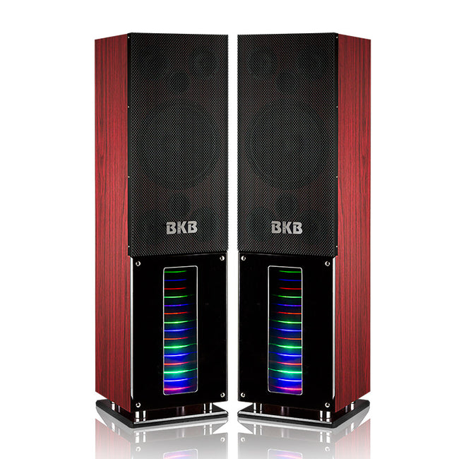 "BKB SFK-10 800 Watt 10"" Woofer LED Light Karaoke Speaker"