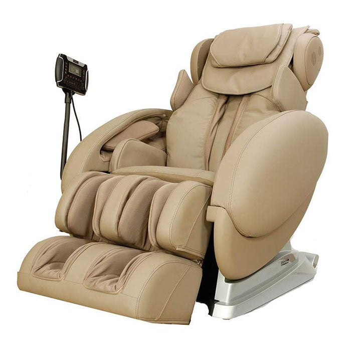 taupe Infinity IT-8800 massage chair