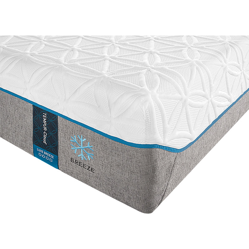 "Tempur-Pedic TEMPUR-Cloud Luxe Breeze 13.5"" Extra Plush Mattress - Isingtec"