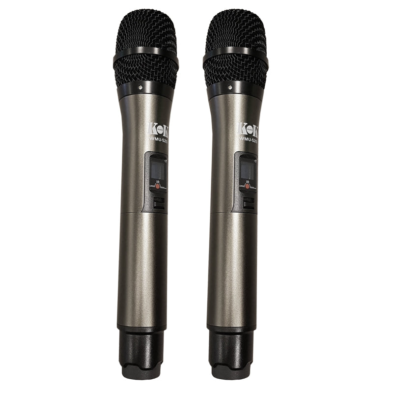 KOK Audio WMU-520 Professional Wireless Karaoke Microphone - Isingtec