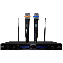KOKaudio WMU-600 UHF Wireless Karaoke Microphone (Open Box) - Isingtec