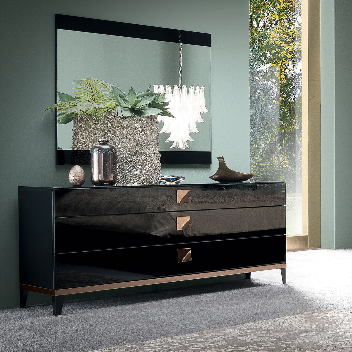 ALF Mont Noir Bedroom Collection - Isingtec
