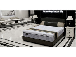 American Star Princess Memory Gel Foam Luxury Top Mattress (Local pick up only) - Isingtec