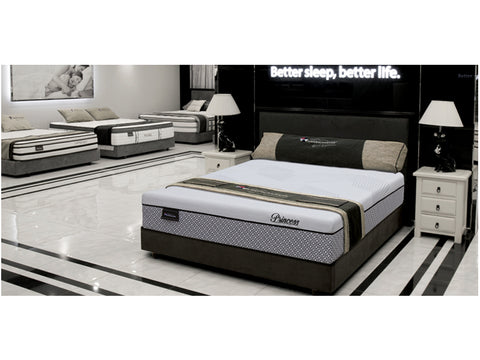 "Tempur-Pedic TEMPUR-Cloud Supreme Breeze 11.8"" Plush Mattress"