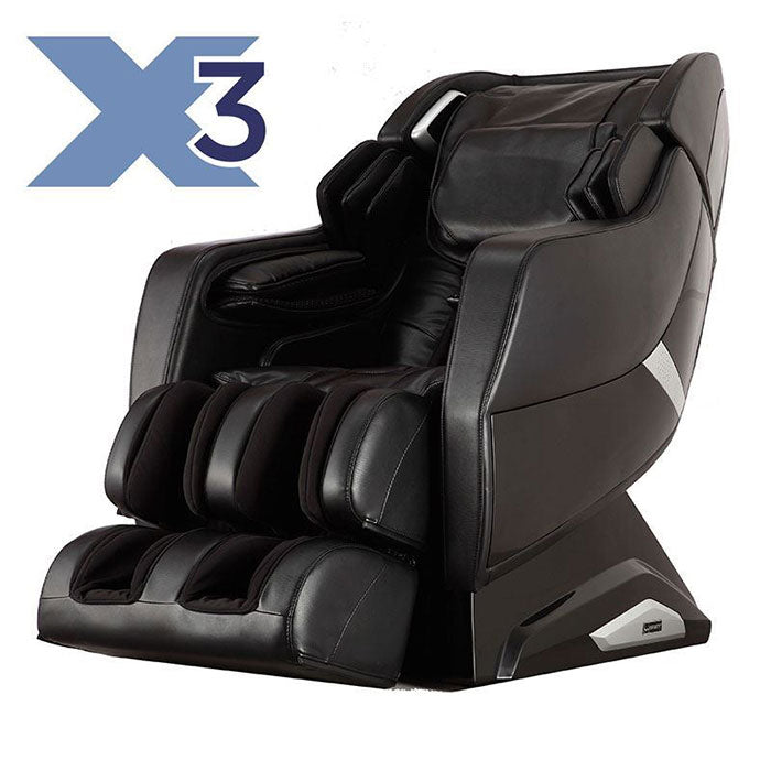 black Infinity Riage X3 massage chair