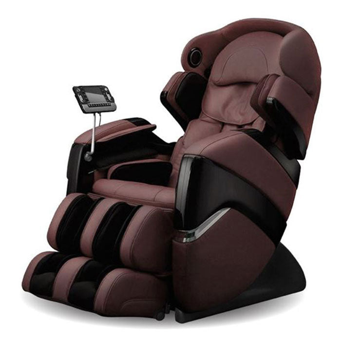 brown color massage chair
