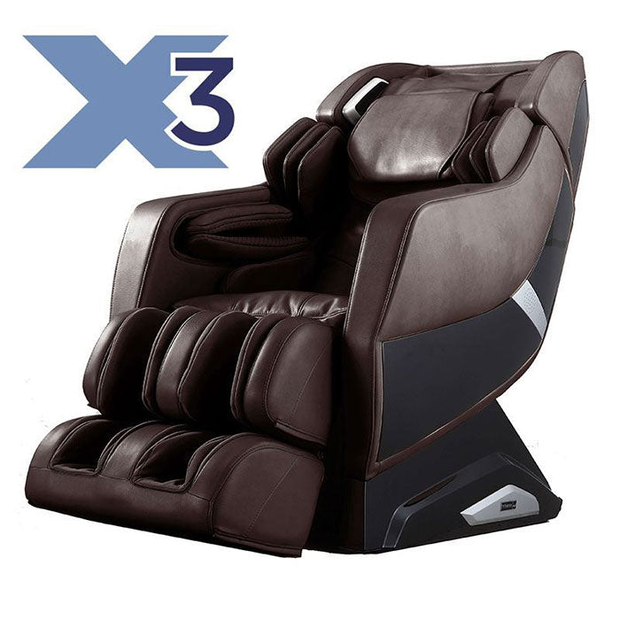 brown Infinity Riage X3 massage chair