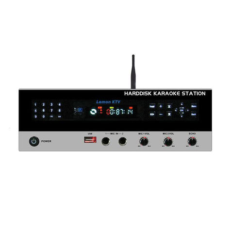 KOKaudio MXA-303 1600 Watt Karaoke Mixing Amplifier