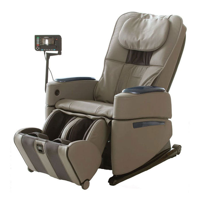 clay massage chair with remote