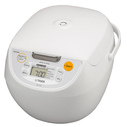 Tiger JBV-S Series Micom Rice Cooker With Tacook Cooking Plate