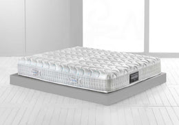 "Magniflex MagniStretch 12"" Medium Firm Italian Mattress - Isingtec"