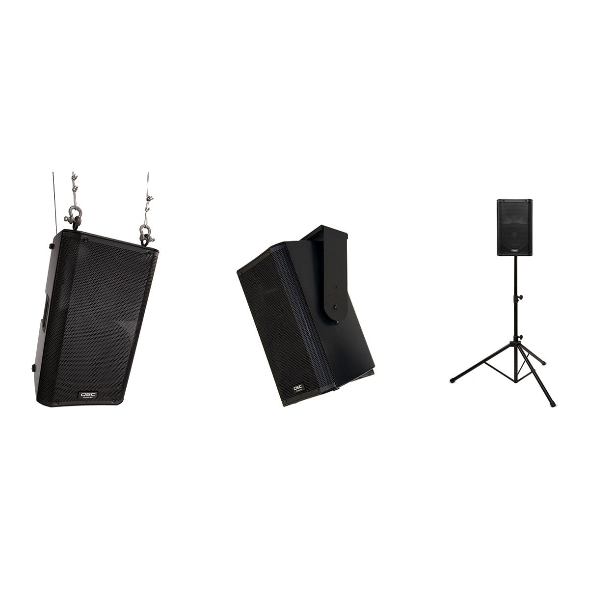 QSC K10 2-Way Active Loud Speaker (Pair) - Isingtec