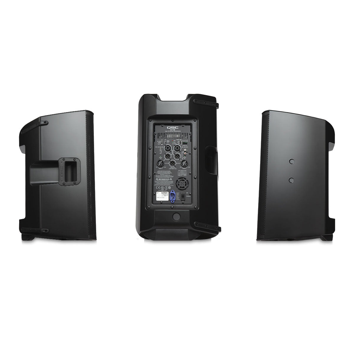 QSC K12 2-Way Active Loud Speaker (Pair) - Isingtec