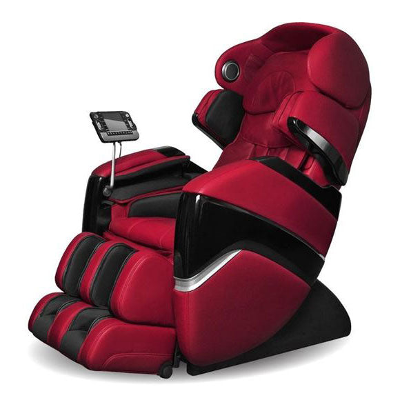 red color massage chair