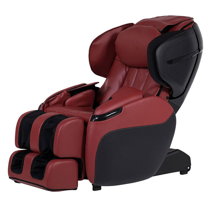 red color Opus massage chair