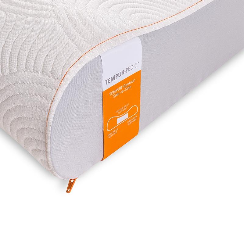Tempur-Pedic TEMPUR-Contour Side-to-Side pillow - Isingtec