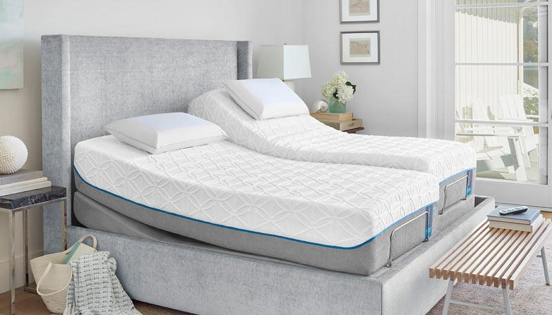 Tempur-Pedic TEMPUR-Ergo® Premier Adjustable Foundation - Isingtec