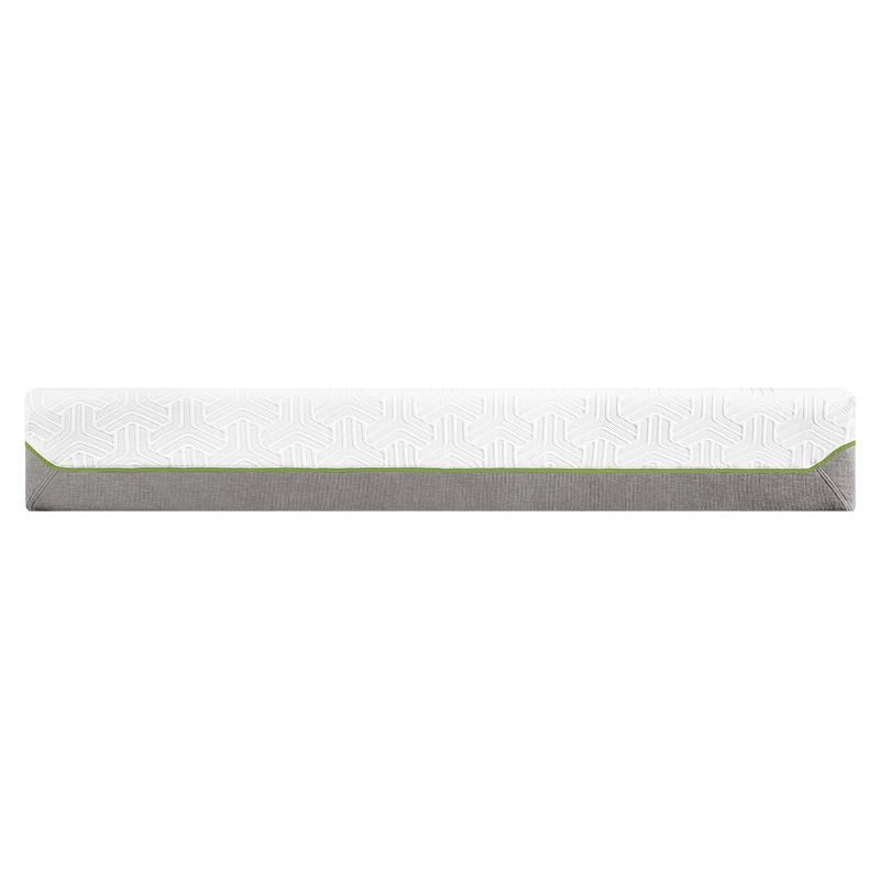 "Tempur-Pedic TEMPUR-Flex Supreme Breeze 11.6"" Plush Mattress - Isingtec"