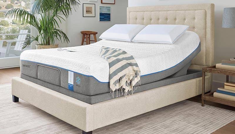 Tempur-Pedic TEMPUR-Up Adjustable Foundation - Isingtec