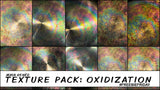 Freebie Friday - Free Texture Pack : Oxidization