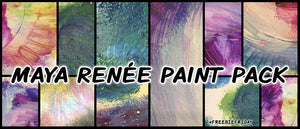 Freebie Friday - Texture Pack : Paint