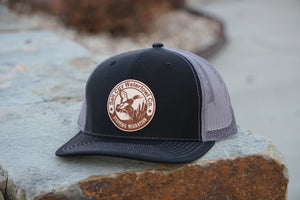Marsh Leather Patch Hat