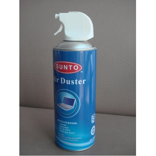 Generic Tool Air 400 Compressed Air Duster 284g for Cleaning Keyboards, PCs, Laptops and Other Equipments