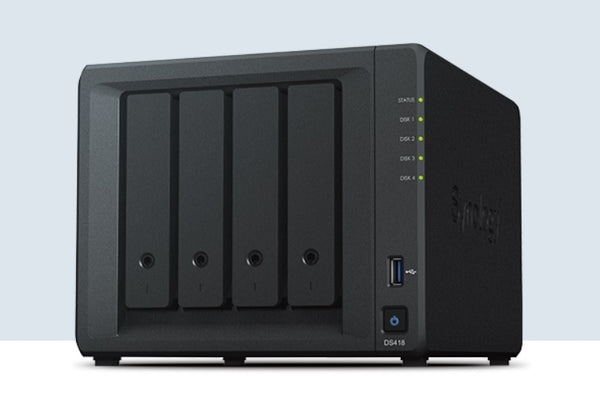Synology DS418 NAS Server