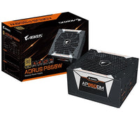 Gigabyte PSU: 850W AORUS 80+ GOLD Full Modular Power Supply ATX