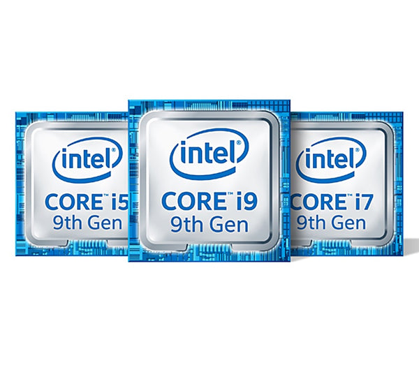 Intel Processor: Core i3-9100 Coffee Lake CPU Quad Core