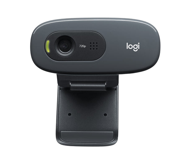 Logitech Webcam: C270, Essential Webcam HD 720P