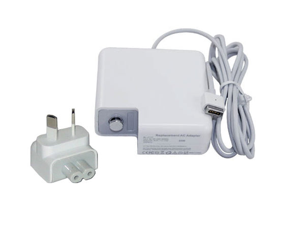 Generic AC Power Supply Adapter Charger and Cable for Apple MAC MacBook 60W DC 16.5V , 3.65A