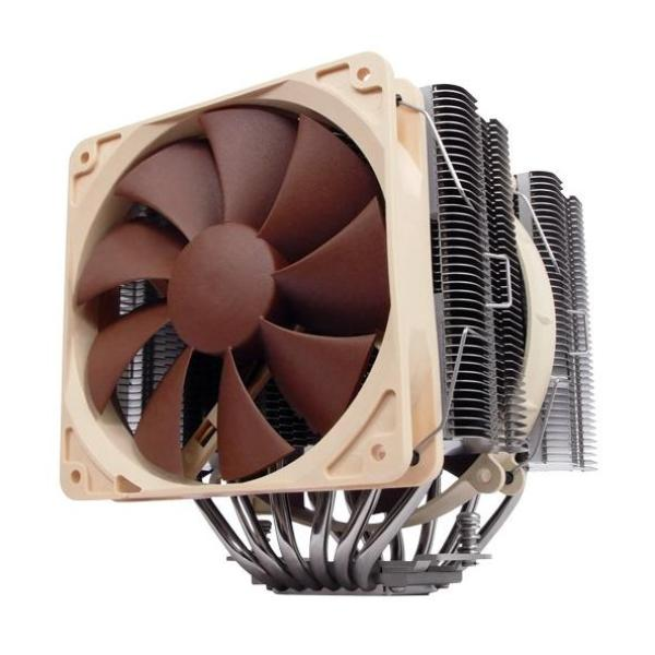 Noctua NH-D14 CPU Cooler: ultimate quiet Fan for Tower Case