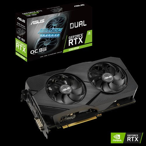 Asus nVidia GeForce RTX2060 Video Card
